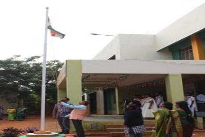 Kendriya Vidyalaya-Independence Day