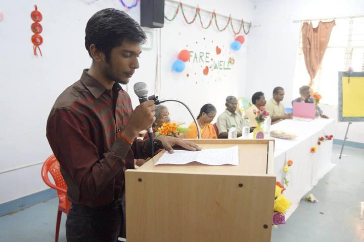 Kendriya Vidyalaya School-Farewell