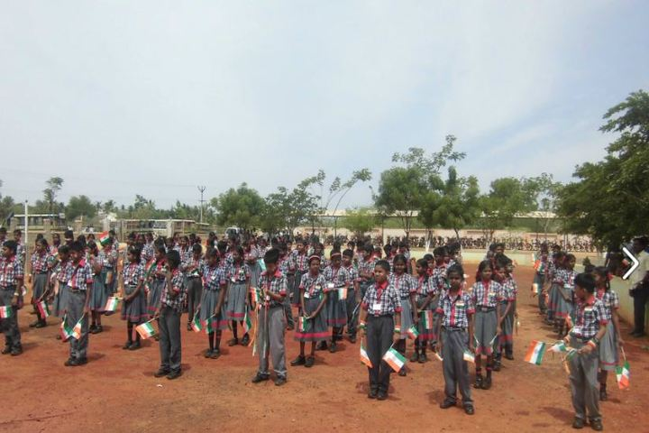 Kendriya Vidyalaya School-Republic Day