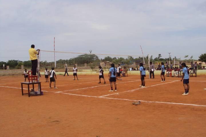 Kendriya Vidyalaya School-Sports