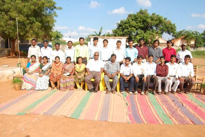 Kendriya Vidyalaya School-Staff