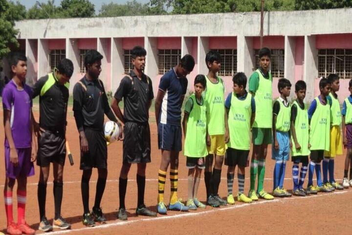 Kendriya Vidyalaya-Champions