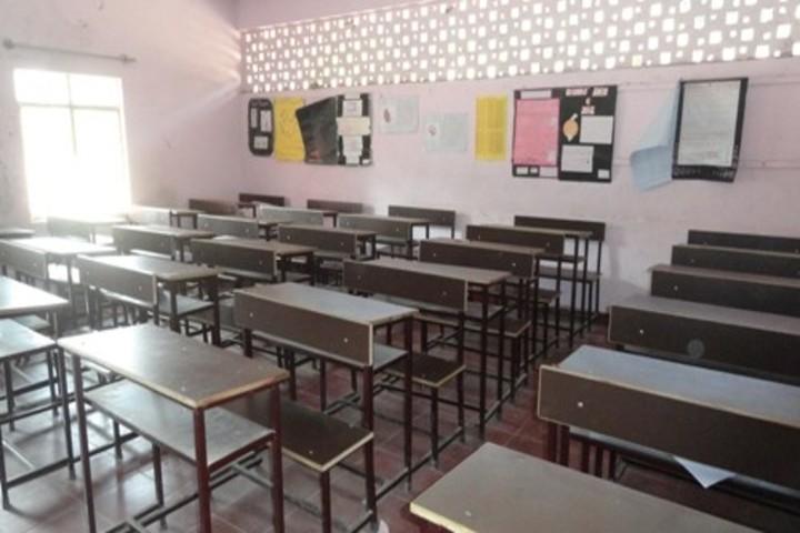 Kendriya Vidyalaya-Class Room