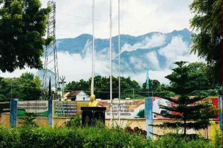 Kendriya Vidyalaya-School Surroundings