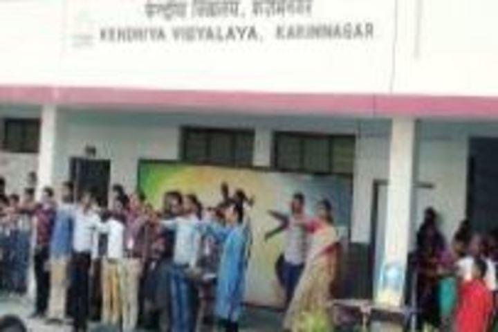 Kendriya Vidyalaya-Teachers Day Celebrations
