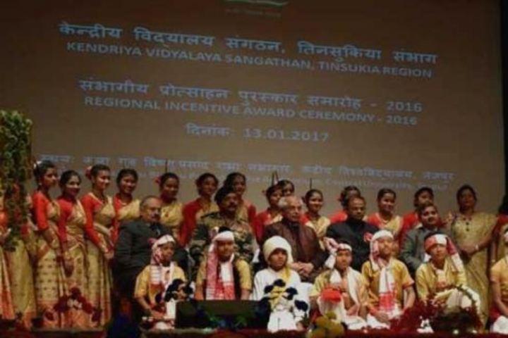 Kendriya Vidyalaya-Team