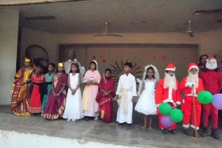 Kendriya Vidyalaya No-1-Christmas 2018