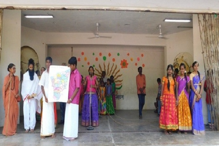 Kendriya Vidyalaya No-1-Matribhasha Diwas 2019