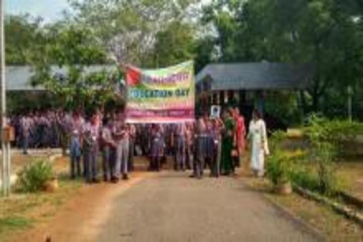 Kendriya Vidyalaya No 2-Education Day