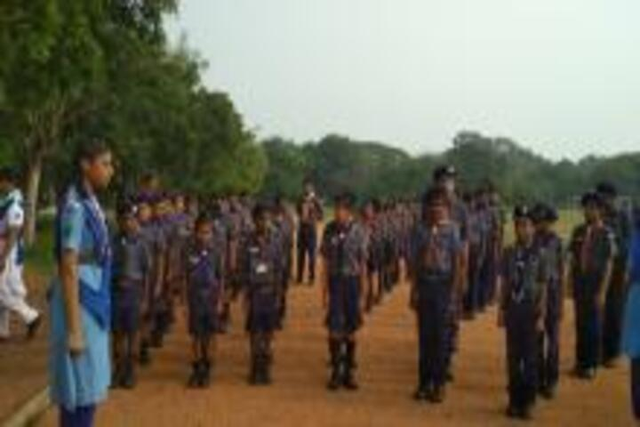 Kendriya Vidyalaya No 2-Scouts and Guides