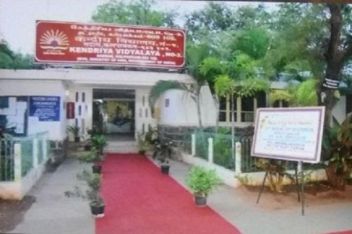 Kendriya Vidyalaya No-2-Campus