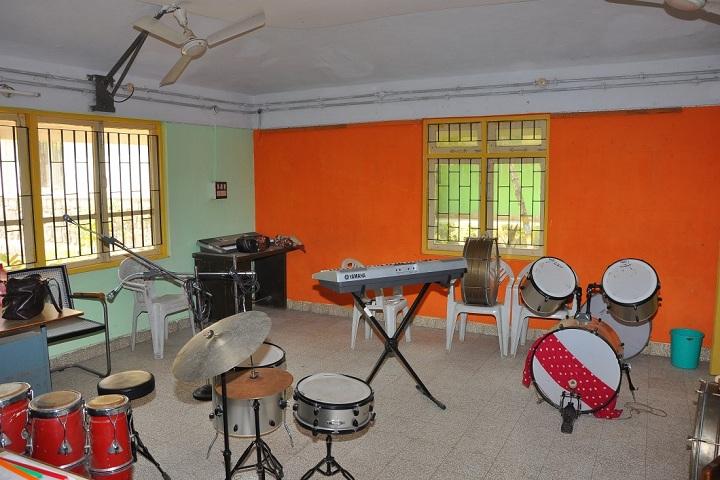 Kendriya Vidyalaya No-2-Music Room