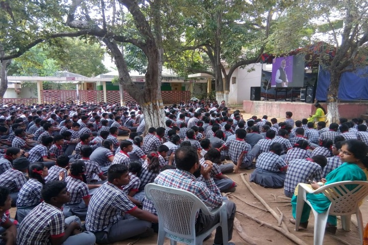 Kendriya Vidyalaya No-2-Pariksha Pe Charcha Event