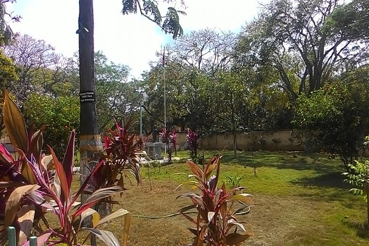 Kendriya Vidyalaya No-2-School Garden