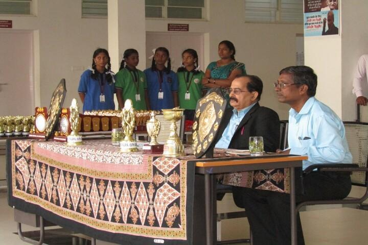 Kendriya Vidyalaya-Awards Presentation