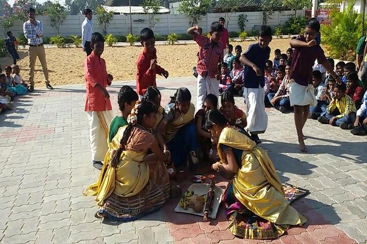 Kendriya Vidyalaya-Pongal Celebrations