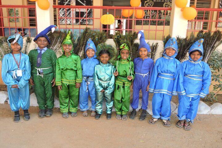 Keren Public School-Activities