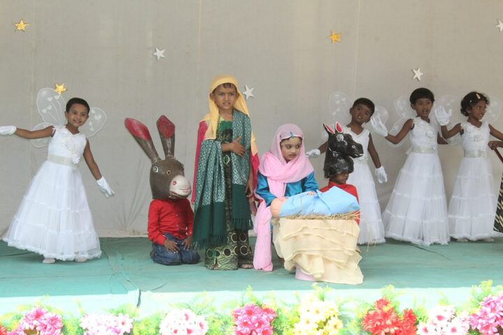 Keren Public School-Christmas Celebrations