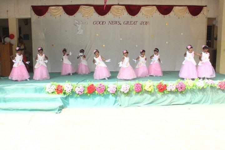 Keren Public School-Dance Activity