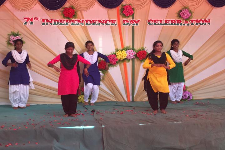 Keren Public School-Independence Day