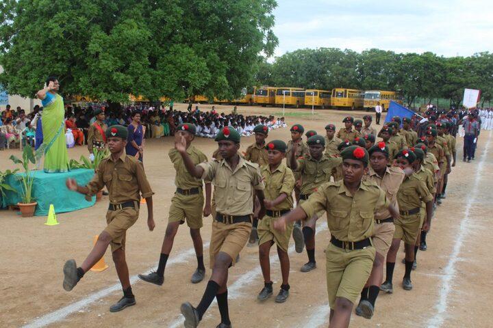 Keren Public School-Scouts