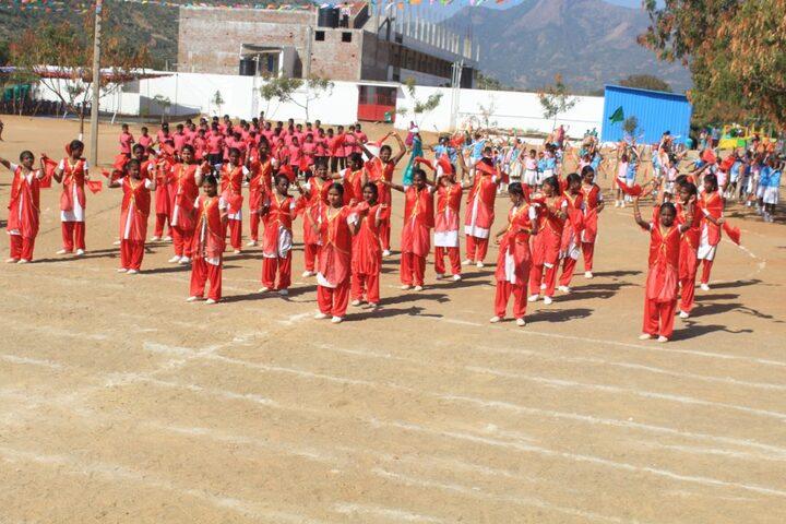 Keren Public School-Sports Day