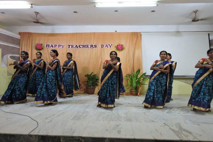 Keren Public School-Teachers Day
