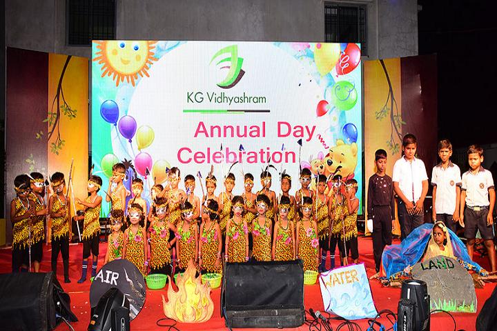Kg VidhyaShram-Annual Day