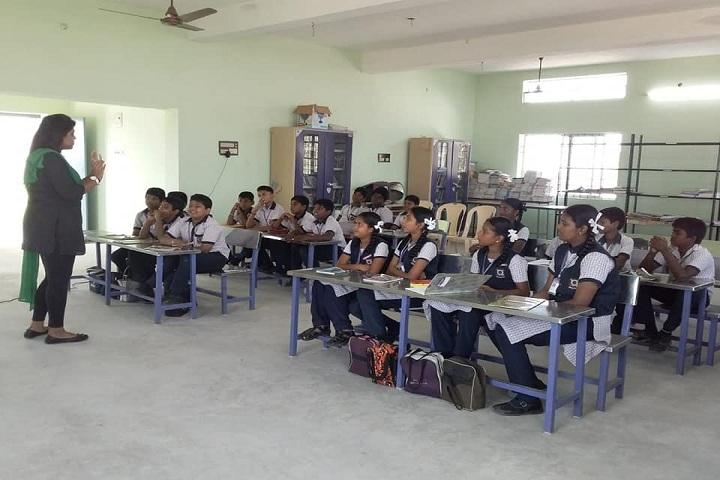 Kg VidhyaShram-Class Room