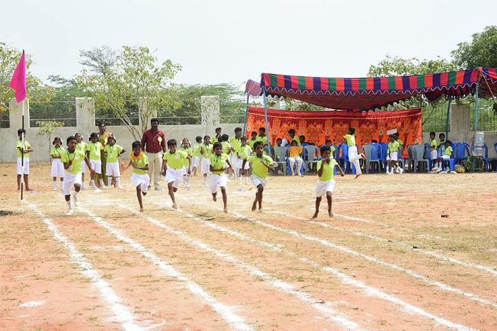 Kg VidhyaShram-Sports