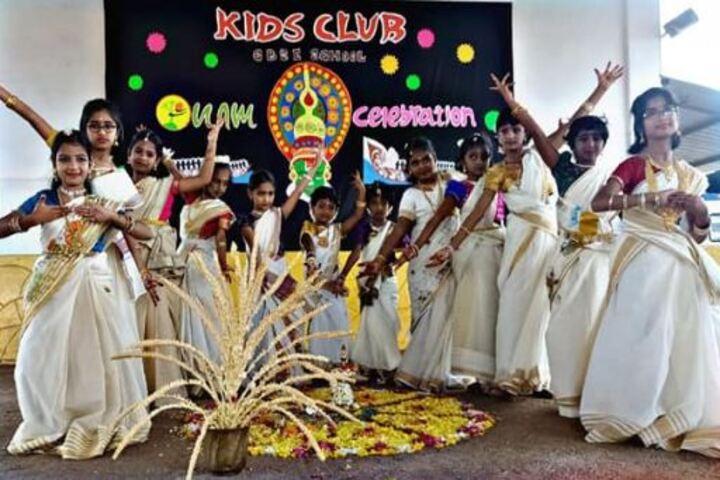 Kids Club School-Cultural Dance
