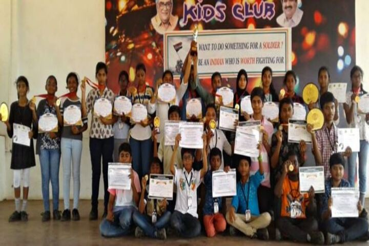 Kids Club School-Felicitation