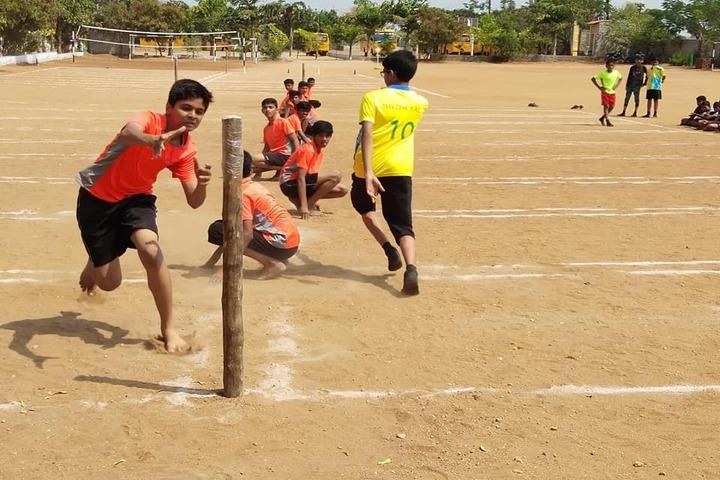 Kids Club School-Sports