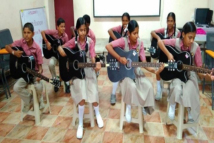 Kikani Vidya Mandir-Music Room
