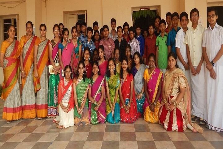 Kikani Vidya Mandir-Pongal Celebrations