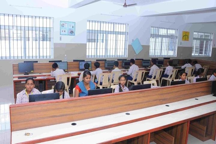 Kingstone International School-Computer Lab