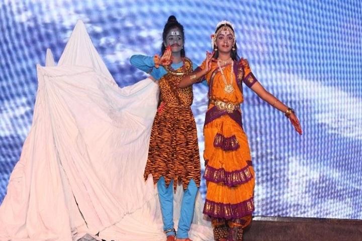 Kingstone International School-Cultural Day