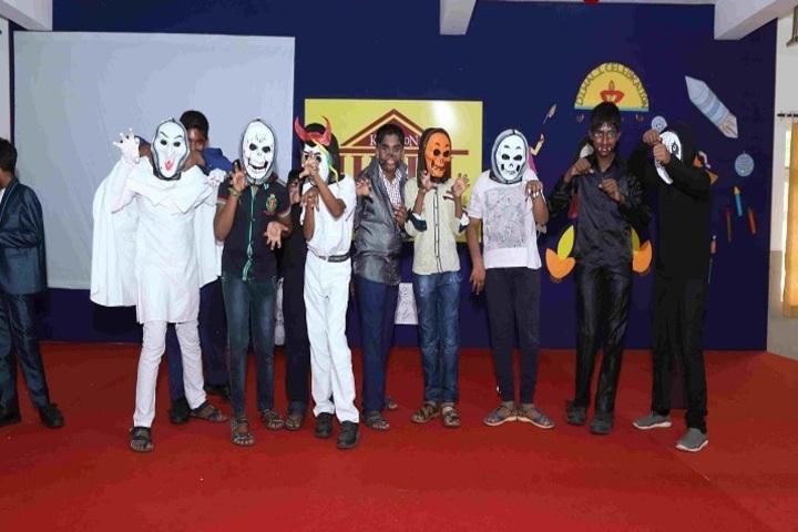 Kingstone International School-Halloween Party