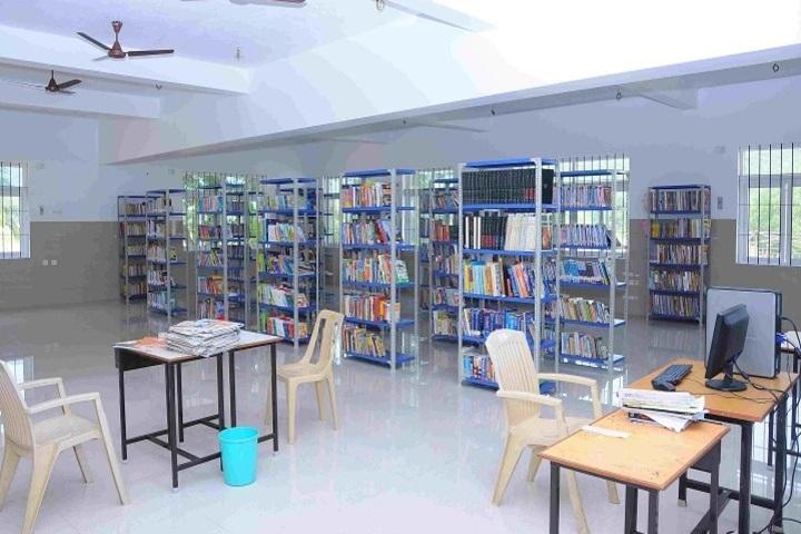Kingstone International School-Library