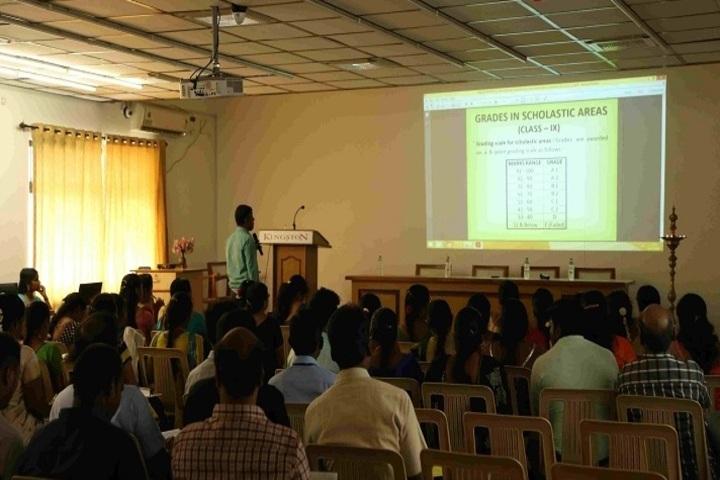 Kingstone International School-Seminar Hall