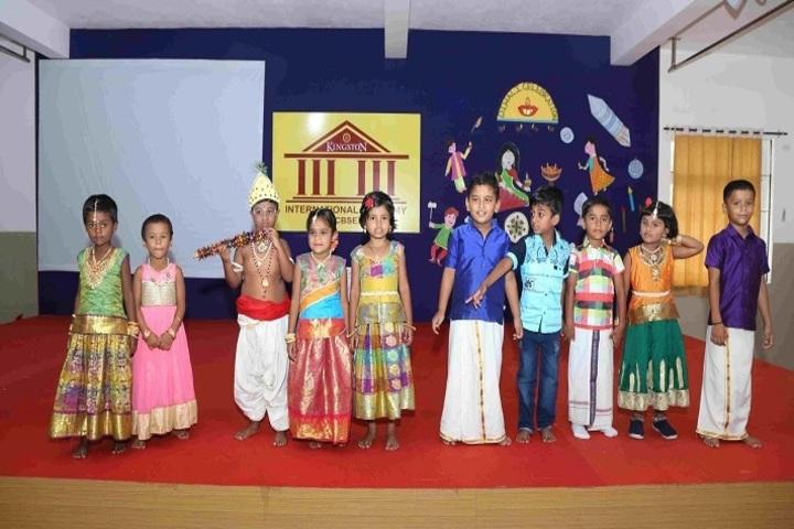 Kingstone International School-Traditional Day