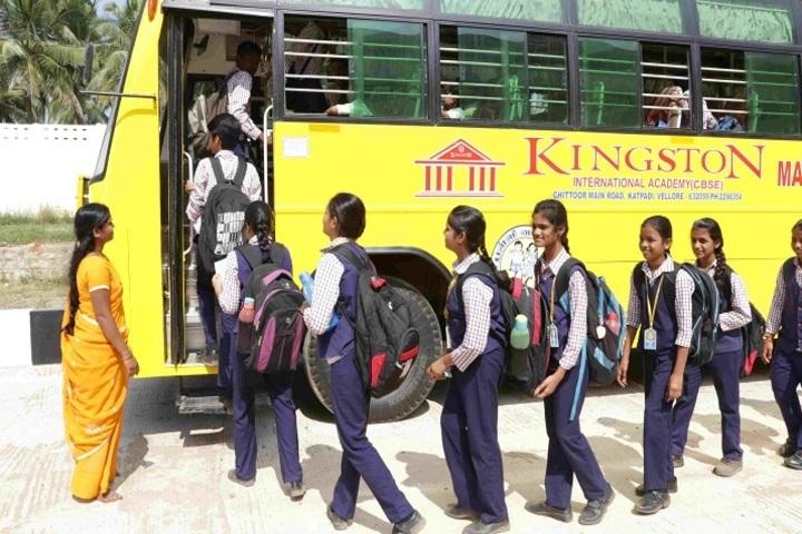Kingstone International School-Transpot