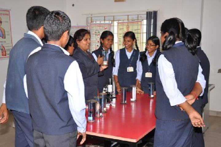 KMC Public School-Biology Lab