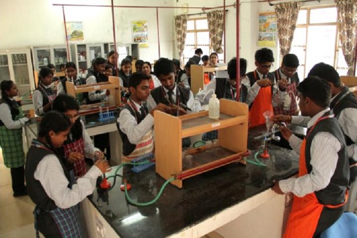 KMC Public School-Chemistry LAB