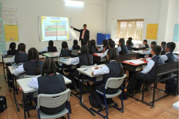 KMC Public School-Class Room