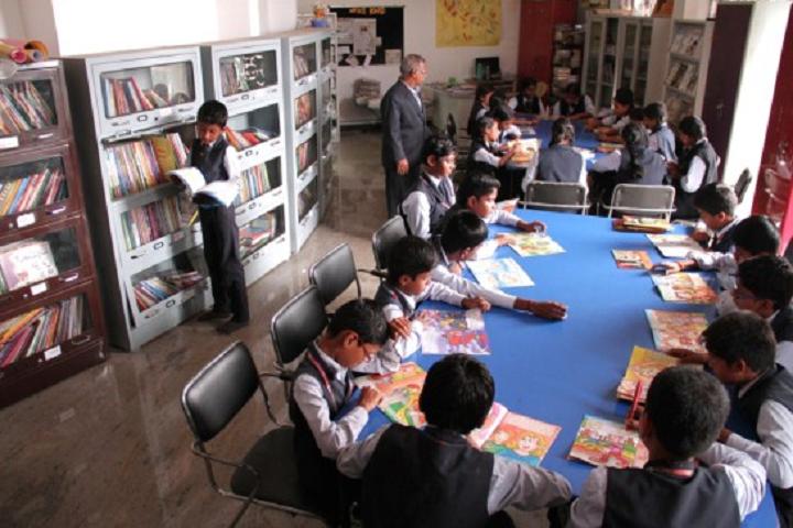 KMC Public School-Library