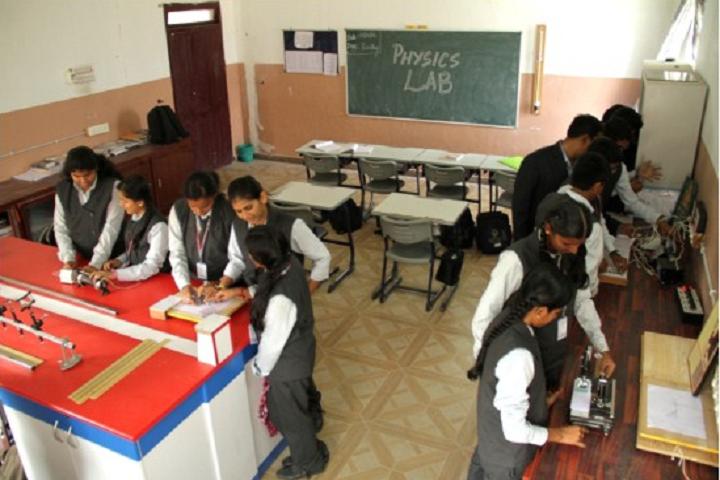 KMC Public School-Physics LAb
