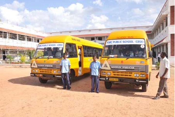 KMC Public School-Tranport