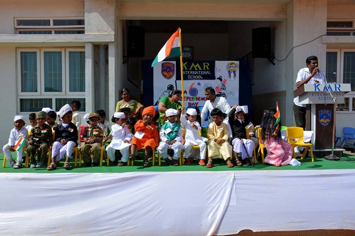 KMR International School-Indipendence Day