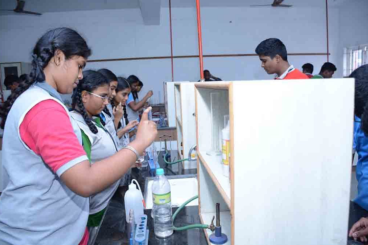 KMR International School-Chemistry Laboratory
